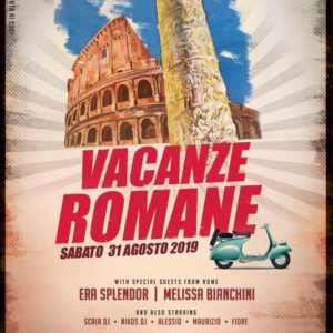 Vacanze romane al Classic Club con Era Splendor