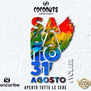 Torna il nuovo sabato latino del Grancaribe al Coconuts Rimini