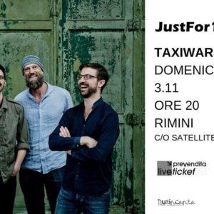 Il Satellite Rimini ti aspetta con i TaxiWars