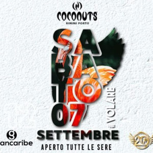 Sabato latino al Coconuts con il Grancaribe