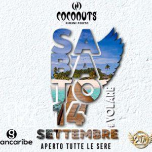 Nuovo sabato latino al coconuts con il Grancaribe