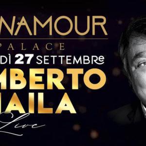 Umberto Smile anima il nuovo venerdì Mon Amour