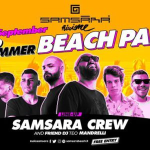Samsara Riccione Closing Party