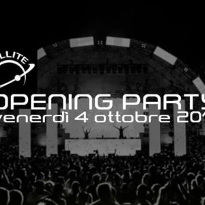 Satellite Rimini Opening Party