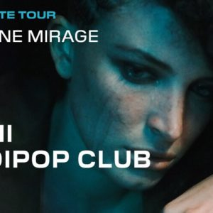 Nuova sabato rock al Bradipop Rimini con Marianne Mirage