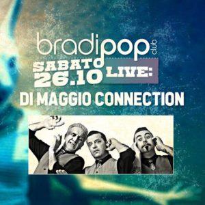 Nuovo sabato di emozioni al Bradipop Rimini con I maggio Connection.