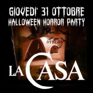 Il Byblos Riccione ti aspetta con la notte più spaventosa dell'anno. Arriva Halloween
