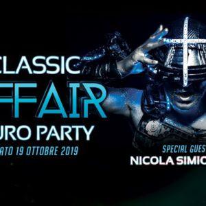 Sabato sera super dirompente al Classic Club con 1 euro party.