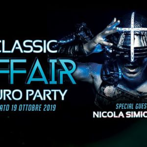 Sabato sera super dirompente al Classic Club con 1 euro party.