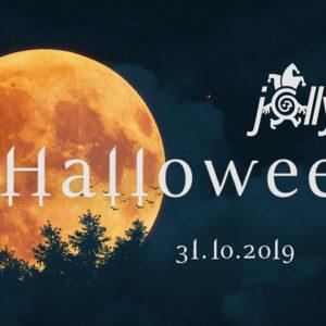 Notte da paura al Jolly Disco con la festa di Halloween.