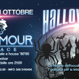 Monamaour Palace ti aspetta ad Halloween