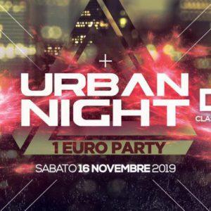 Classic Club ti aspetta per Urban Night.