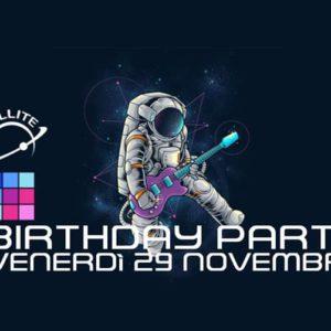 Happy Birthday Satellite Rimini.