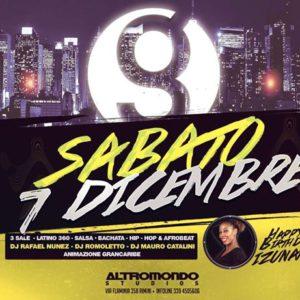 Sabato si torna a ballare all'Altromondo Studios. Arriva il Grancaribe.
