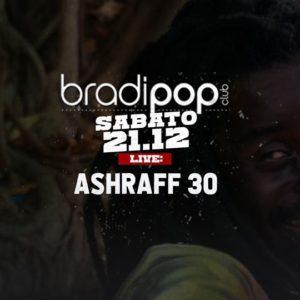 Il Palco del Bradipop Rimini di anima con la musica di Ashraff 30