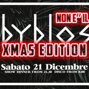 Il Natale arriva in anticipo al Byblos Riccione.