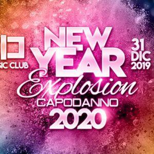 New Year Explosion al Classic Club di Rimini