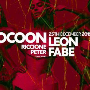 Cocoon party per Natale al Peter Pan Riccione.