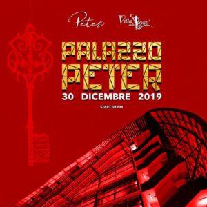 Il Capodanno Arriva in anticipo al Peter Pan Riccione. Preparati per Palazzo Peter