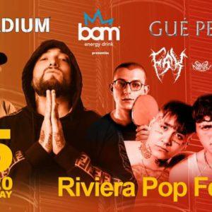 Riviera Pop Festival ti aspetta alla Befana al 105 Stadium.