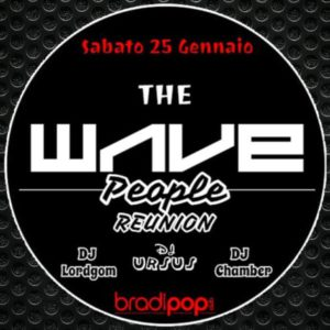 Il Bradipop Rimini ti aspetta per The Wave people reunion.