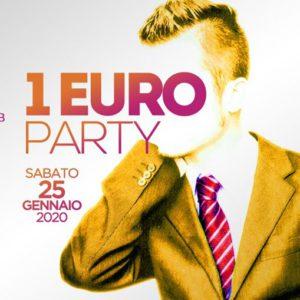 Sabato trasgressivo al Classic Club con 1 euro party.