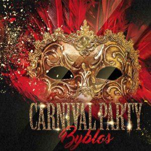 Carnival Party al Byblos Riccione