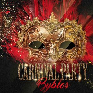 Carnival Party al Byblos Riccione