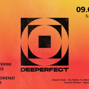 Stefano Noferini presenta Deeperfect al Buongiorno Classic.