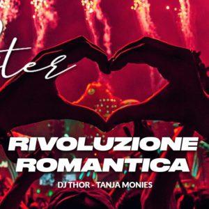 Peter Pan Riccione presenta la rivoluzione romantica.