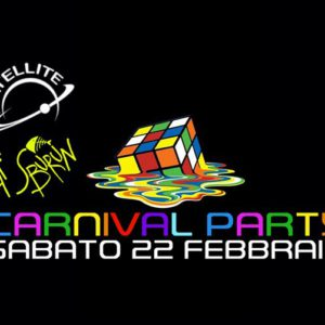 Carnevale rock al Satellite Rimini