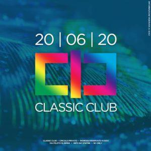 Tornano le serate del Classic Club.