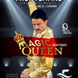 I Magic Queen in concerto al Frontemare Rimini.