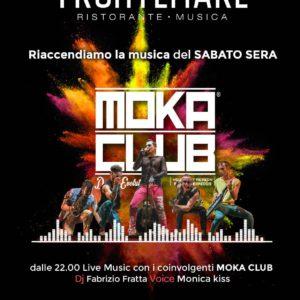 Moka Club animano il nuovo sabato del Frontemare Rimini.