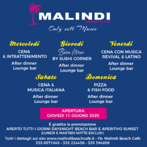 Sabato italiano al Malindi Cattolica