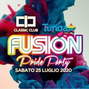 Classic Club e TUNGA XXL di nuovo insieme per PRIDE