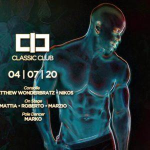 Torna il sabato underground del Classic Club