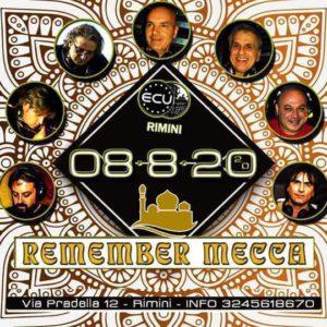 Remember Mecca all'Ecu Rimini