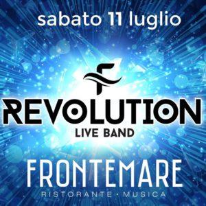 Sabato Revolution al Frontemare Rimini
