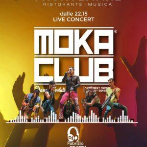 I Moka Club animano il Ferragosto Frontemare Rimini