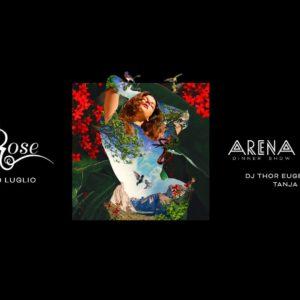 Nuovo venerdì Clorophilla alla Villa delle Rose