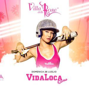 Vida Loca torna protagonista della domenica della Villa delle Rose
