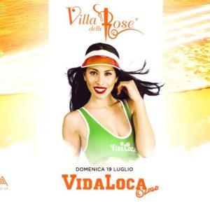 La domenica della Villa delle Rose si chiama Vida Loca