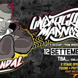 Underground Madness capitolo 6 all'Ecu Rimini