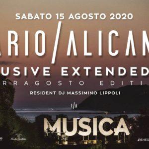 Ferragosto Musica Riccione con Ilario Alicante