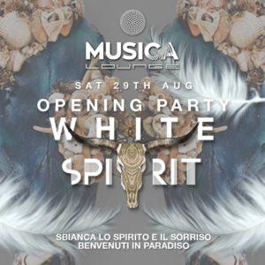 Il Musica Riccione apre le danze con un nuovo format White Spirit