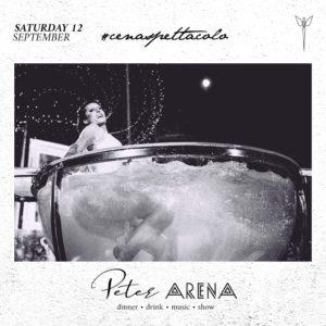 Sabato al Peter Pan Riccione torna l'evento spettacolo ARENA