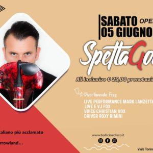 Bollicine Rimini ti aspetta con il sabato SpettaGoloso