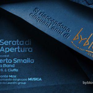 Si riaccende il Byblos Riccione. Serata di apertura con Umberto Smaila.