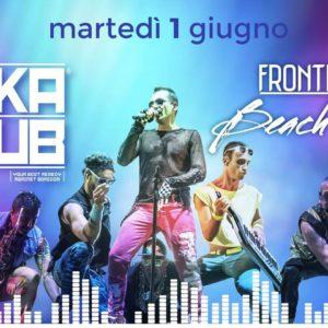 I Moka Club animano il 1° giugno del Frontemare Rimini